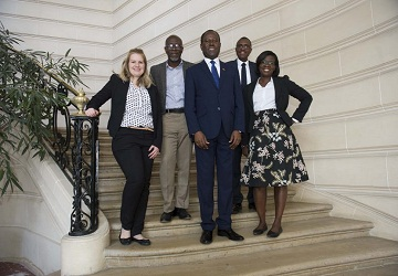 EMH Global celebrate 11years working on Ghana Cocoa Board trade finance signing ceremony