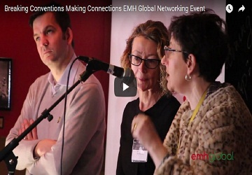 EMH Hosts Breaking Conventions Making Connections Networking Event in London