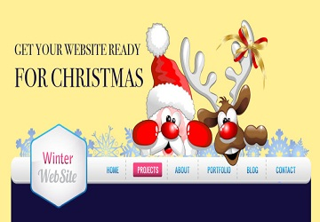 Get your website ready for Christmas