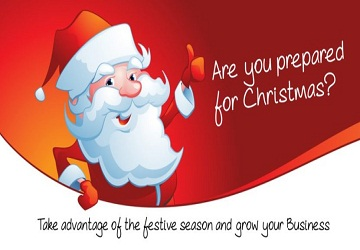 Take advantage of the festive season and grow your Business
