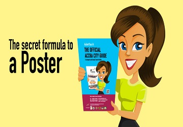 The secret formula to a Poster
