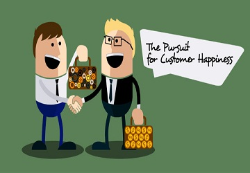 Your Pursuit of Customer Happiness