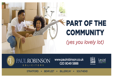Paul Robinson Solicitors London Takeover Campaign