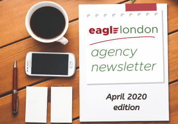 Eagle London Newsletter - April 2020 Edition