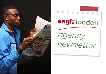 Eagle London Newsletter - December 2018 Edition
