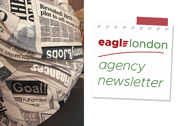 Eagle London Newsletter - November 2017 Edition