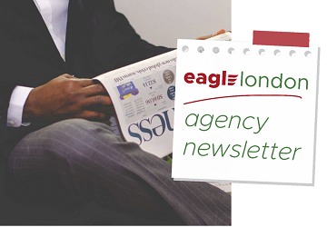 Eagle London Newsletter - March 2018 Edition